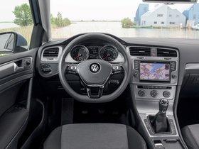 Ver foto 13 de Volkswagen Golf 7 3 puertas TDI BlueMotion 2013
