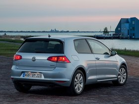 Ver foto 8 de Volkswagen Golf 7 3 puertas TDI BlueMotion 2013