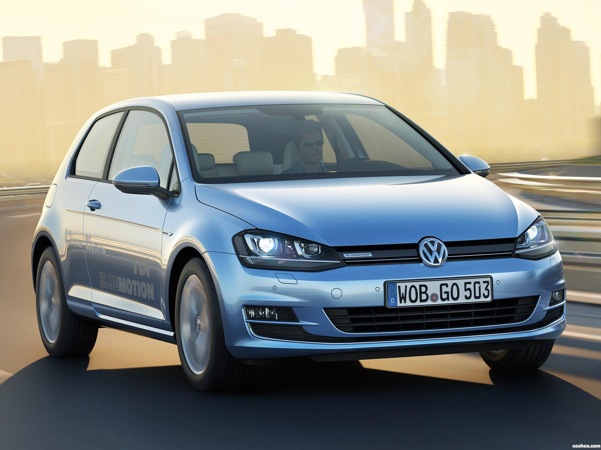 Foto 0 de Volkswagen Golf 3 puertas TGI BlueMotion 2013