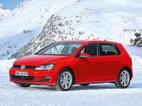 Fotos de Volkswagen Golf 4Motion 2013