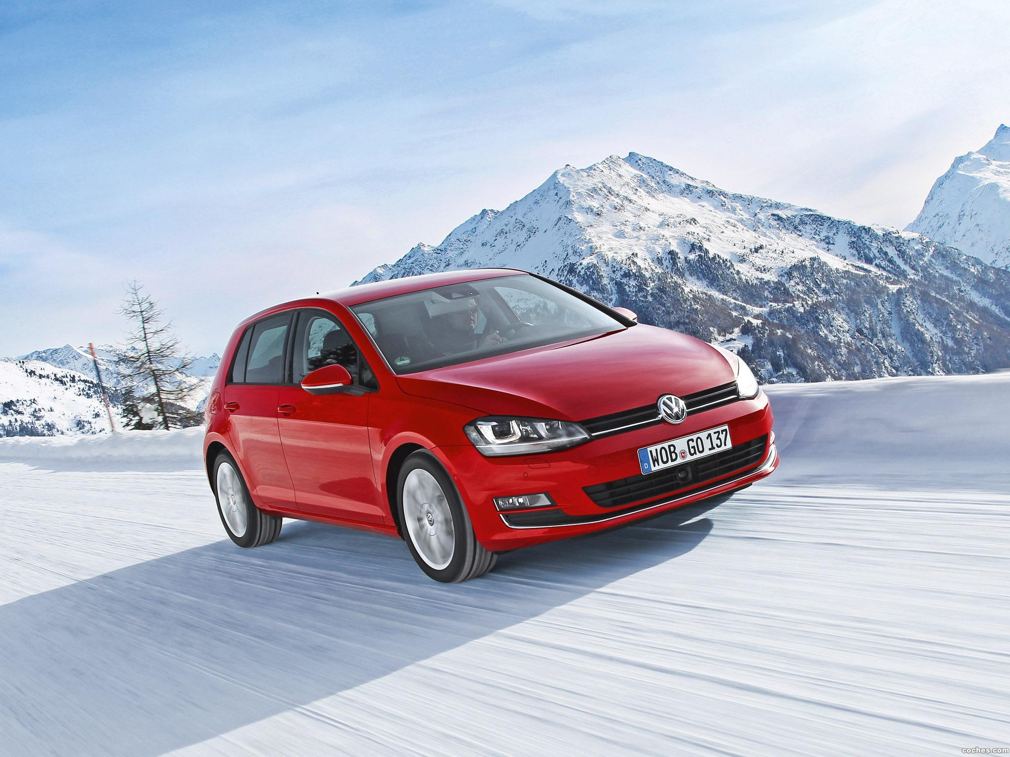 Foto 4 de Volkswagen Golf 4Motion 2013