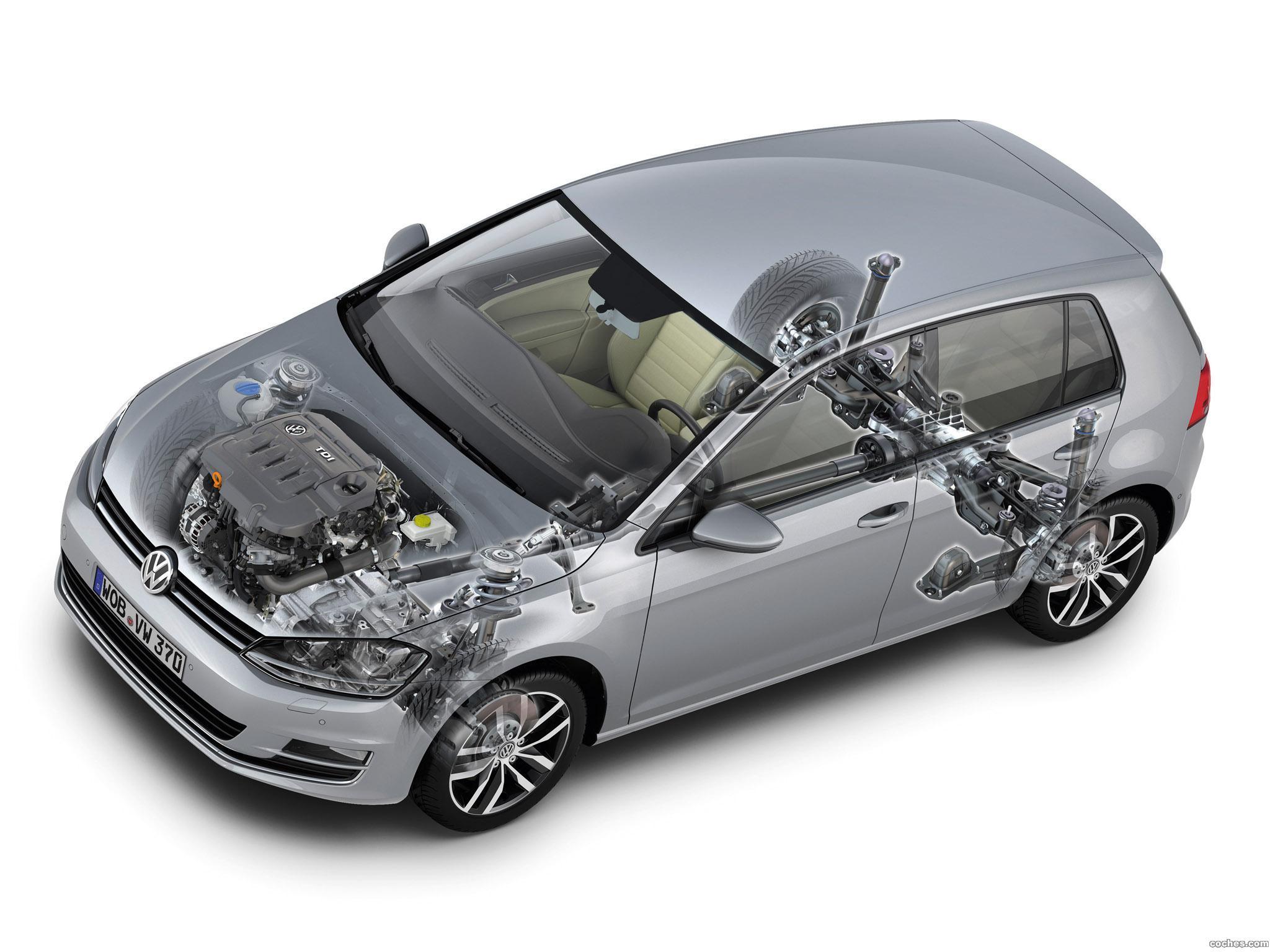 Foto 13 de Volkswagen Golf 4Motion 2013