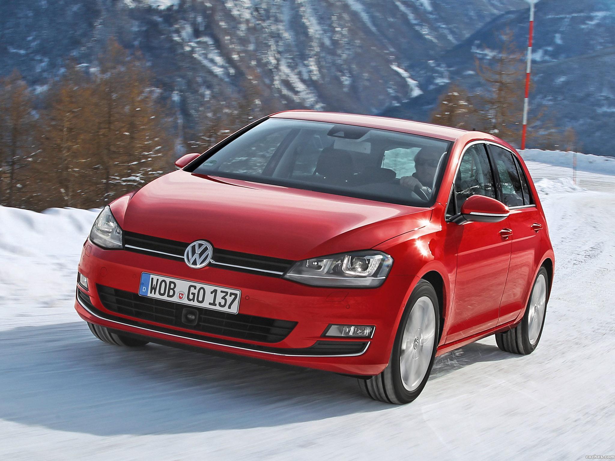 Foto 8 de Volkswagen Golf 4Motion 2013