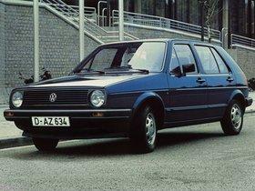 Ver foto 6 de Volkswagen Golf I 5 puertas 1983
