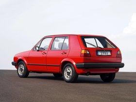 Ver foto 2 de Volkswagen Golf I 5 puertas 1983