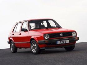 Fotos de Volkswagen Golf I 5 puertas 1983