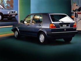 Ver foto 3 de Volkswagen Golf II 5 puertas 1987