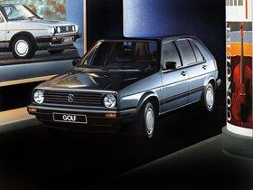 Fotos de Volkswagen Golf II 5 puertas 1987
