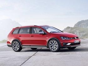 Fotos de Volkswagen Golf Alltrack