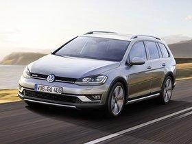 Fotos de Volkswagen Golf Alltrack 2017
