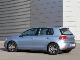 Ver foto 4 de Volkswagen Golf VI BiFuel 5 puertas 2009