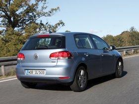 Ver foto 2 de Volkswagen Golf VI BiFuel 5 puertas 2009