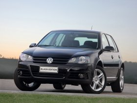 Fotos de Volkswagen Golf Black Edition Brazil 2009
