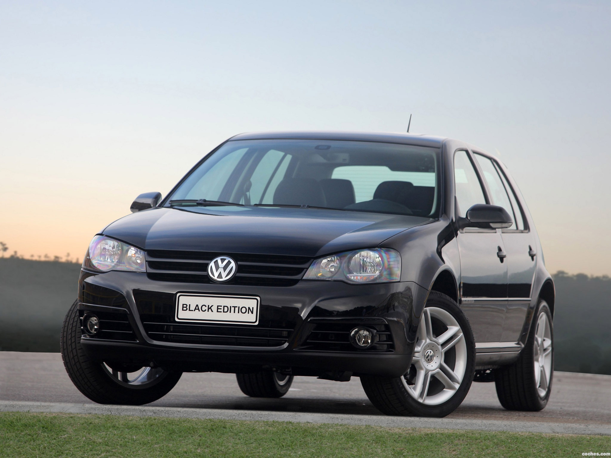 Foto 0 de Volkswagen Golf Black Edition Brazil 2009