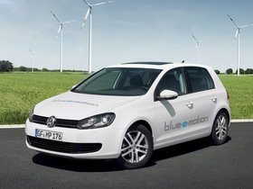 Fotos de Volkswagen Golf Blue-E-Motion Concept 2010