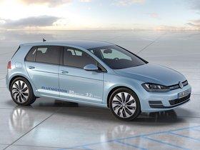 Ver foto 3 de Volkswagen Golf BlueMotion Concept 2012