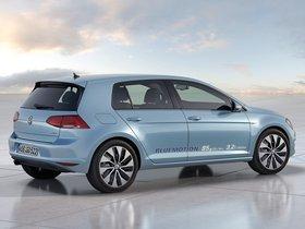 Ver foto 2 de Volkswagen Golf BlueMotion Concept 2012