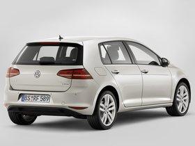 Ver foto 2 de Volkswagen Golf BlueMotion TwinDrive Concept 2013