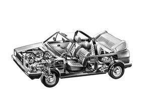 Ver foto 10 de Volkswagen Golf I Cabrio 1979