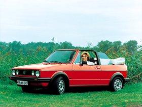 Ver foto 9 de Volkswagen Golf I Cabrio 1979