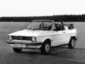 Ver foto 8 de Volkswagen Golf I Cabrio 1979