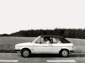 Ver foto 6 de Volkswagen Golf I Cabrio 1979