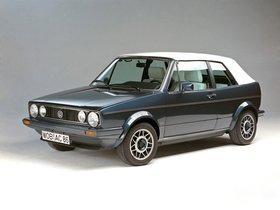 Ver foto 4 de Volkswagen Golf I Cabrio 1979