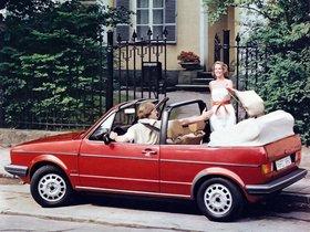 Ver foto 3 de Volkswagen Golf I Cabrio 1979
