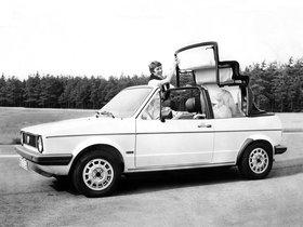 Ver foto 2 de Volkswagen Golf I Cabrio 1979