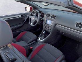 Ver foto 14 de Volkswagen Golf VI Cabrio 2011