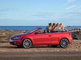 Ver foto 5 de Volkswagen Golf VI Cabrio 2011