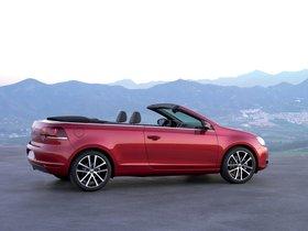 Ver foto 3 de Volkswagen Golf VI Cabrio 2011