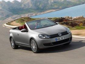 Ver foto 28 de Volkswagen Golf VI Cabrio 2011