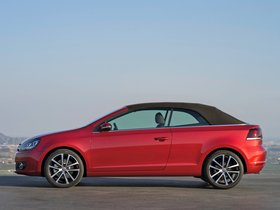 Ver foto 13 de Volkswagen Golf VI Cabrio 2011