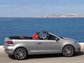 Ver foto 25 de Volkswagen Golf VI Cabrio 2011
