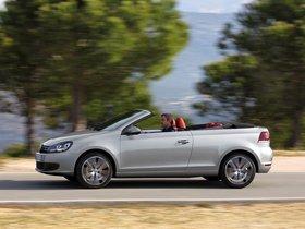 Ver foto 24 de Volkswagen Golf VI Cabrio 2011
