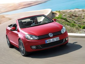 Ver foto 23 de Volkswagen Golf VI Cabrio 2011