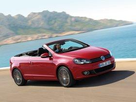 Ver foto 22 de Volkswagen Golf VI Cabrio 2011
