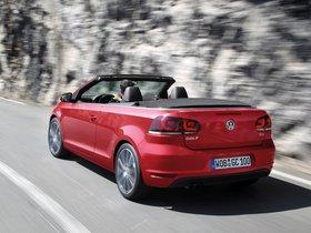 Ver foto 21 de Volkswagen Golf VI Cabrio 2011