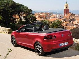 Ver foto 19 de Volkswagen Golf VI Cabrio 2011