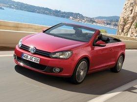 Ver foto 18 de Volkswagen Golf VI Cabrio 2011