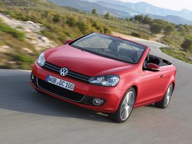 Ver foto 17 de Volkswagen Golf VI Cabrio 2011