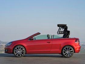Ver foto 12 de Volkswagen Golf VI Cabrio 2011