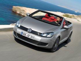 Ver foto 16 de Volkswagen Golf VI Cabrio 2011