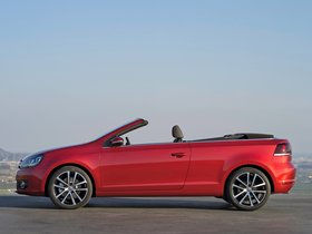 Ver foto 11 de Volkswagen Golf VI Cabrio 2011