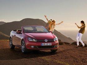 Ver foto 10 de Volkswagen Golf VI Cabrio 2011