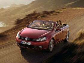 Ver foto 9 de Volkswagen Golf VI Cabrio 2011