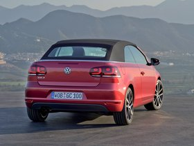 Ver foto 6 de Volkswagen Golf VI Cabrio 2011