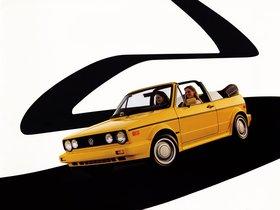 Ver foto 5 de Volkswagen Golf II Cabriolet 1988