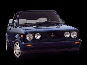 Ver foto 3 de Volkswagen Golf II Cabriolet 1988